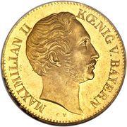 1 Ducat - Maximilian II (Trade Coinage) – obverse
