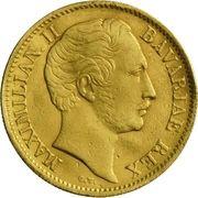 1 Ducat - Maximilian II (Rheingolddukat) – obverse
