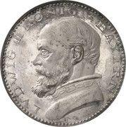 5 Mark - Ludwig III – obverse