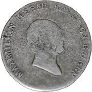 20 Conventonskreuzer - Maximilian I Joseph – obverse