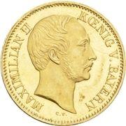 ½ Krone - Maximilian II. – obverse