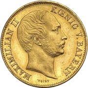 1 Krone - Maximilian II. – obverse