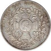 1 Conventionsthaler - Ludwig I (Geschichtstaler; Order of Ludwig) – reverse