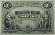 100 Mark (Bayerische Notenbank) – obverse