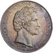 1 Taler - Ludwig I (Geschichtstaler) – obverse