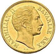 1 Ducat - Maximilian II (Mule) – obverse