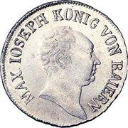 6 Kreuzer - Maximillian I Joseph – obverse