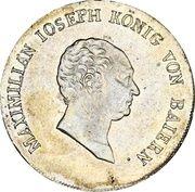 20 Kreuzer - Maximilian I Joseph – obverse