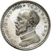 2 Mark - Ludwig III (Pattern) – obverse
