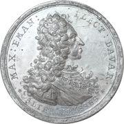 Medal - Maximilian II (To his military successes; Bavaria) – obverse