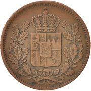 ½ Kreuzer - Maximilian II – obverse
