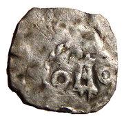 1 Pfennig - Heinrich XVI (Neuötting) – obverse