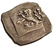 1 Pfennig - Georg I – obverse