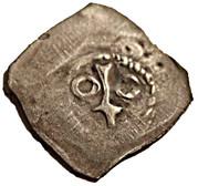 1 Pfennig - Georg I – reverse
