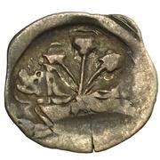 1 Pfennig - Stephan III., Friedrich and Johann II. – obverse