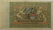 20,000 Mark (Bayerische Notenbank) – reverse