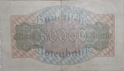 50,000 Mark (Bayerische Notenbank) – reverse