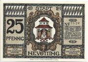 25 Pfennig (Neuötting) – obverse