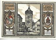 50 Pfennig (Neuötting) – reverse