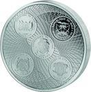 1500 Francs CFA (African Unity) – obverse
