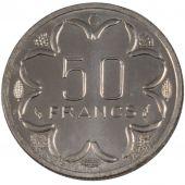 50 Francs CFA (Essai) – reverse