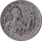 500 Francs CFA – obverse