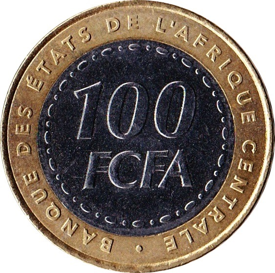 100 francs cfa central african states beac numista. Black Bedroom Furniture Sets. Home Design Ideas