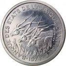 1 Franc CFA (Essai) – obverse