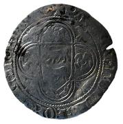 Blanc aux Roses François Phébus (1479-1483) -  obverse