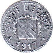 10 Pfennig - Beckum – obverse