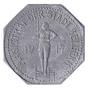 10 Pfennig - Belgern – obverse