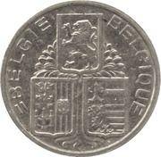 5 Francs - Léopold III (BELGIE BELGIQUE) – obverse