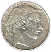 20 Francs - Baudouin I (Dutch text) – obverse