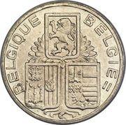 5 Francs - Léopold III (BELGIQUE BELGIE) – obverse