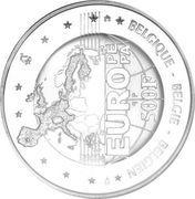 500 Francs - Albert II (Charles V) – reverse