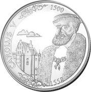 500 Francs - Albert II (Charles V) – obverse