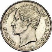 1 Franc - Léopold I – obverse