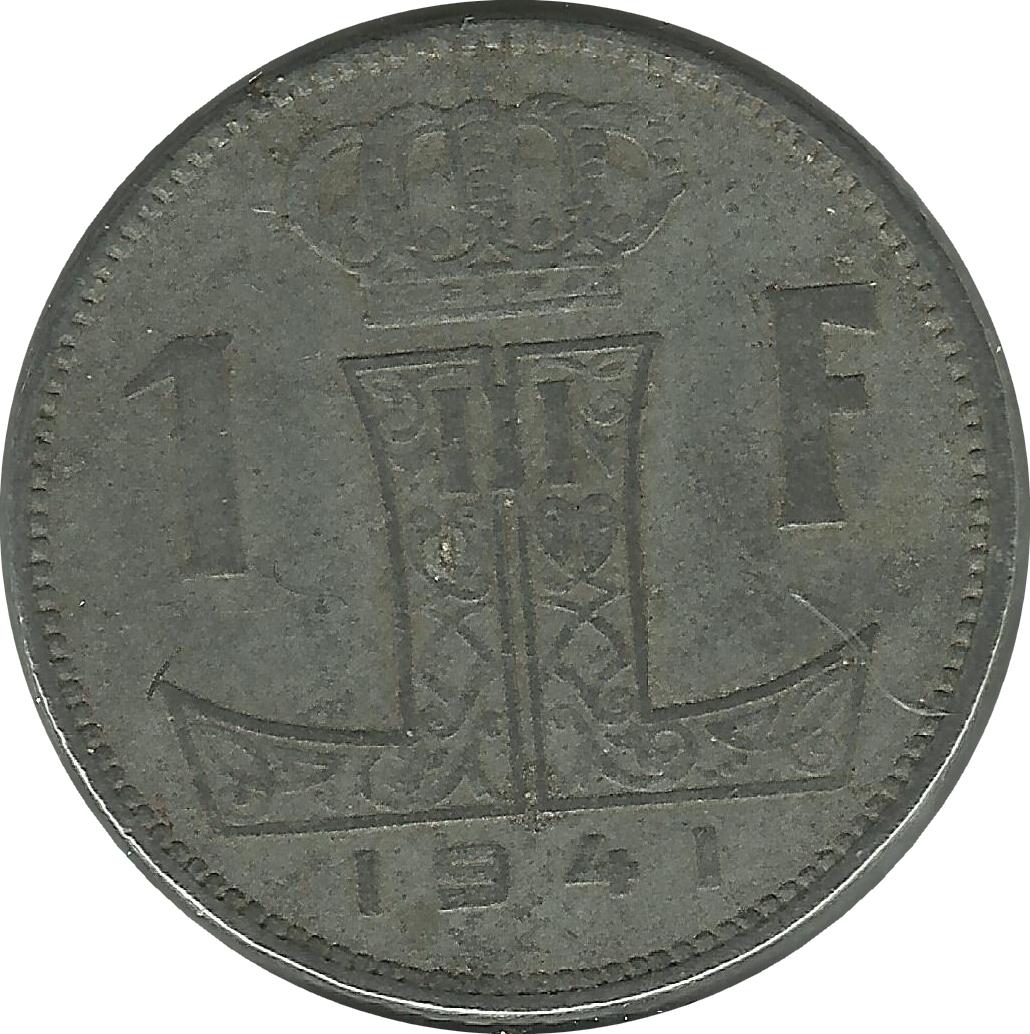belgique coin