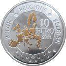 10 Euro - Albert II (Belgian Deep