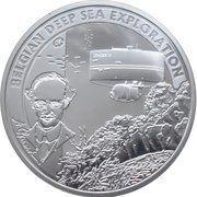 10 Euro - Albert II (Belgian Deep Sea Exploration) – reverse