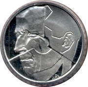 50 Francs - Baudouin I (Dutch text) -  obverse
