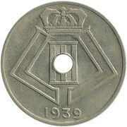 10 Centimes - Léopold III (BELGIE-BELGIQUE) – obverse