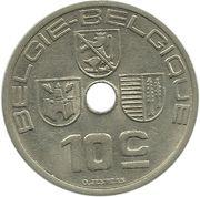 10 Centimes - Leopold III (BELGIE-BELGIQUE) -  reverse