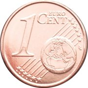 1 Euro Cent - Philippe – reverse