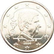 10 Euro Cent - Philippe – obverse