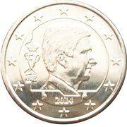 10 Euro Cent - Philippe – obverse