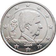 50 Euro Cent - Philippe – obverse