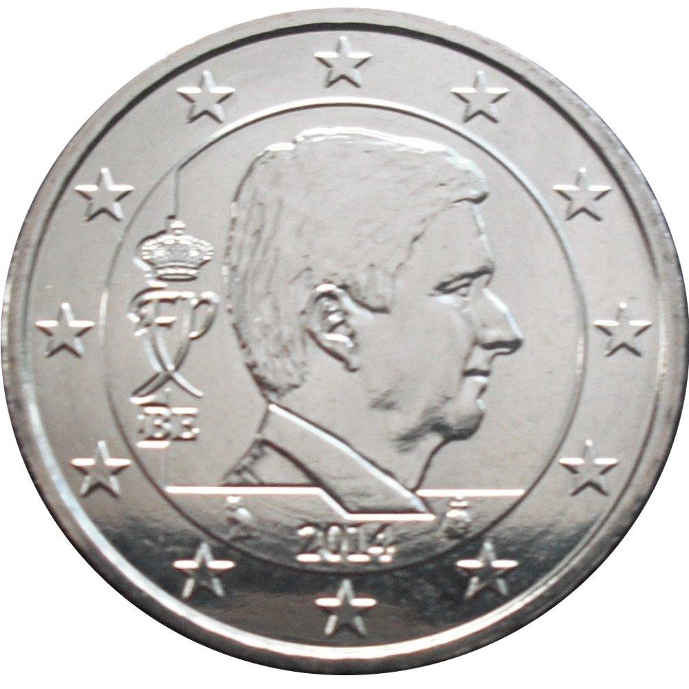 50 euro cent philippe belgium numista for Wohnwand 50 euro