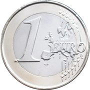 1 Euro - Philippe – reverse