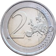 2 Euro - Philippe -  reverse